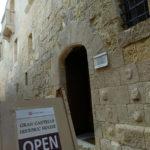 民俗博物館への入り口