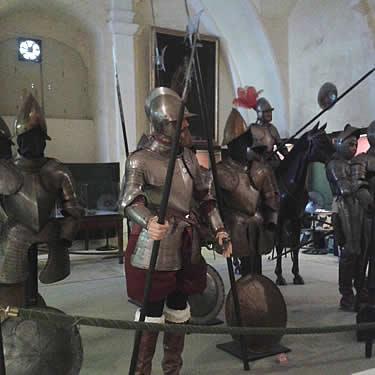 聖ヨハネ騎士団の武器博物館がオシャレ