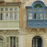 マルタとゴゾのバルコニー