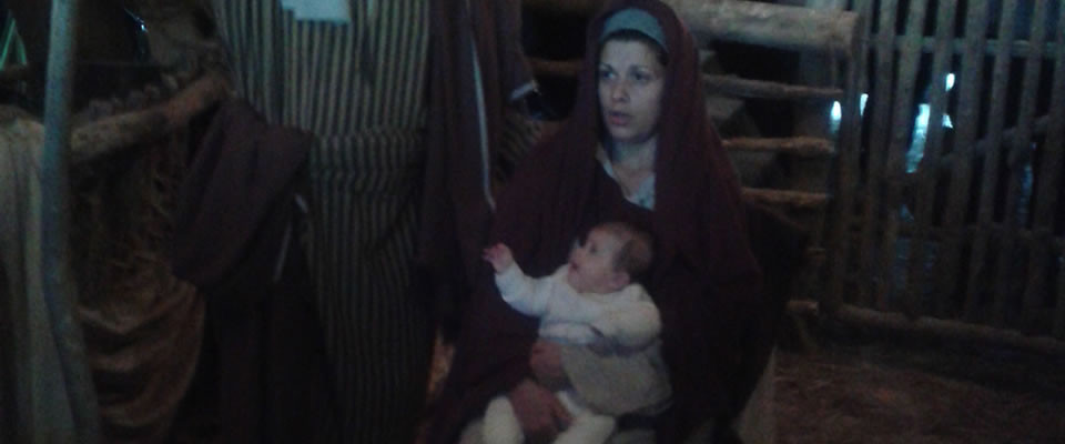 赤ちゃんキリスト