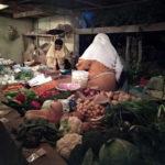 八百屋の野菜は全て売り物