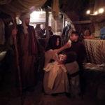 キリストの降誕シーン…哺乳瓶(笑)