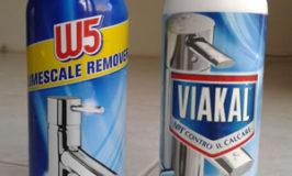 イタリアやマルタで買える強力水垢除去剤