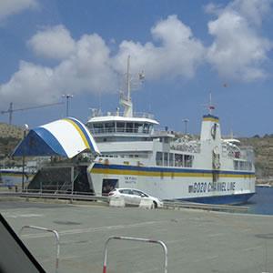マルタとゴゾを繋ぐ海底トンネル計画