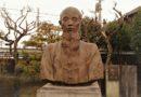 佐藤泰然の胸像
