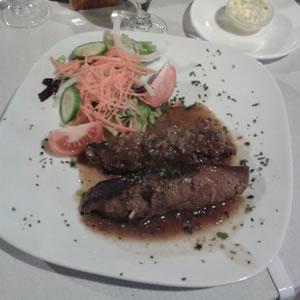 ゴゾ島のレストランや飲食店には旬がある