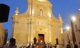 ゴゾ島の聖母被昇天祭り