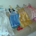 カ-二バルのドレス